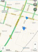 天保绿城交通图
