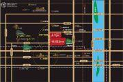 新城国际花都交通图