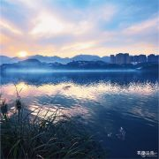 新江与城天越实景图