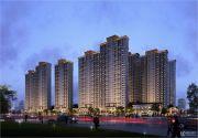 中国铁建花语城效果图