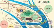 南沙奥园交通图