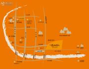 中环滨江世纪交通图