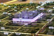 保利文化广场实景图