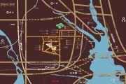 融创月湾首府交通图