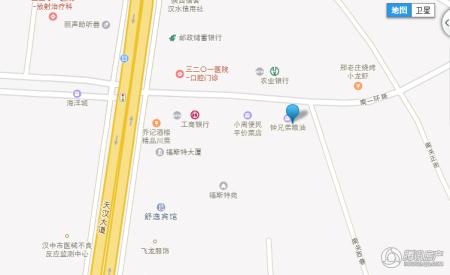汉上第一街