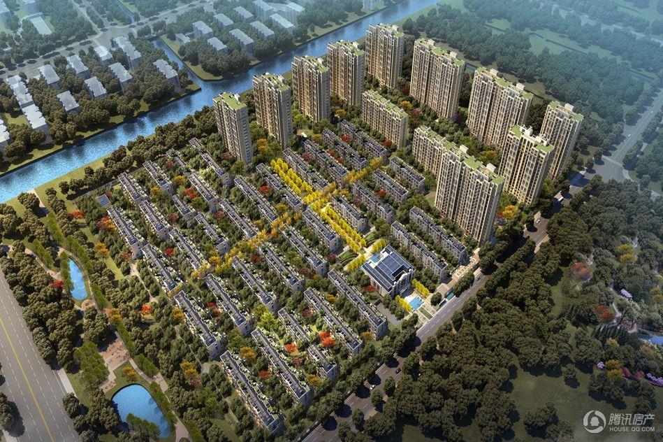 中国铁建香榭国际 效果图