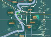 碧桂园天麓交通图