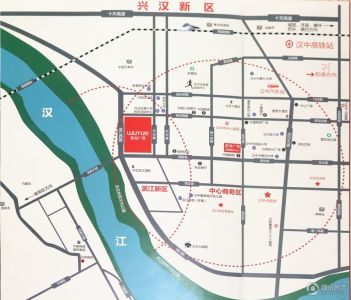汉中新城吾悦广场