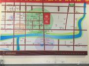 广天颐城交通图