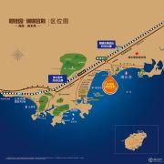 碧桂园・珊瑚宫殿交通图