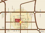 幸福广场交通图