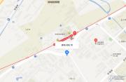 越秀招商天悦江湾交通图