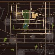 新城朗隽大都会交通图