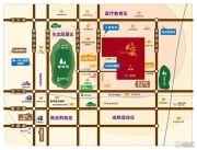 荣联天下城规划图