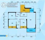 桂海世贸广场4室2厅2卫0平方米户型图