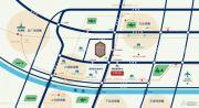 中建悦府交通图