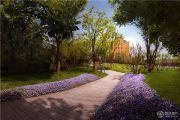 龙湖曲江畔外景图