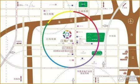 江海广场-万兴隆国际公寓