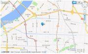 绿城九龙仓・桂语江南交通图