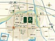 绿城・诚园交通图