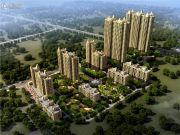 鑫苑景城规划图