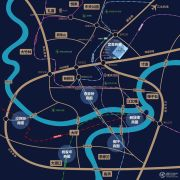 中美恒广场交通图