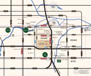 清华城交通图