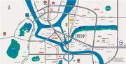 海伦堡・熙岸交通图