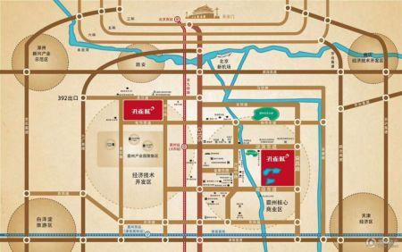 温泉新都孔雀城SMART・悦公馆