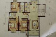 上海大花园 多层3室2厅1卫118平方米户型图