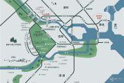 碧桂园花仙府墅交通图
