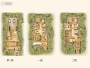 中国铁建西派澜岸5室3厅5卫304平方米户型图