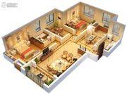 中央广场0室0厅0卫0平方米户型图