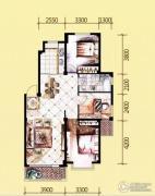 宏运中央公园0室0厅0卫0平方米户型图