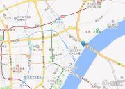 中海・钱江湾交通图