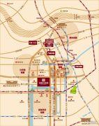 万锦・红树湾交通图