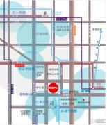 融创前海中心交通图