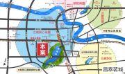 昌泰茗城交通图