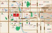 奥园上林一品交通图