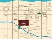 邓州建业城交通图