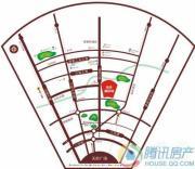佳乐国际城4期交通图