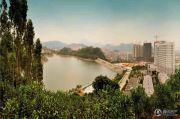 东湖天下外景图