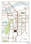 御湖公馆交通图