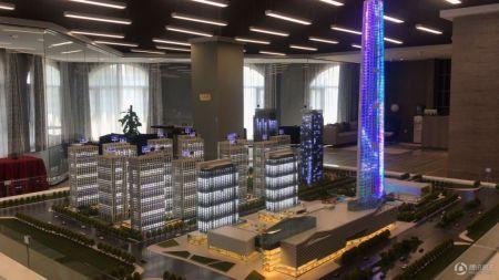 中国国际丝路中心 IPARK公寓