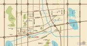 苏州绿城春江明月交通图