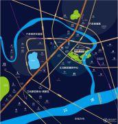 南京龙湖棠城交通图