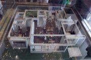 招商・公园18723室2厅2卫125平方米户型图