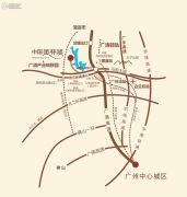 美林湖天琴半岛交通图