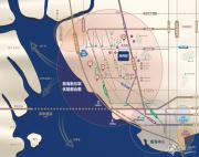 拾悦城交通图