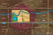 珠江悦湖国际交通图